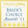 WeddingWire Brides Choice 2011